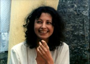 Delphine (Marie Rivière) in Le Rayon Vert
