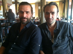 Brothers acting as brothers: a conversation with Gregory and Mikael Fitoussi
